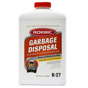 Roebic K27 Garbage Disposal Cleaner