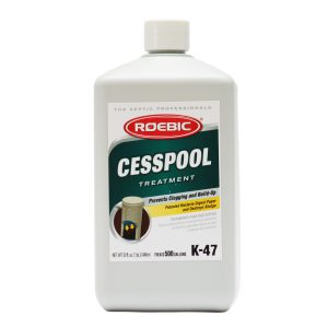 Roebic K47 Cesspit Bacterial Treatment and Additive