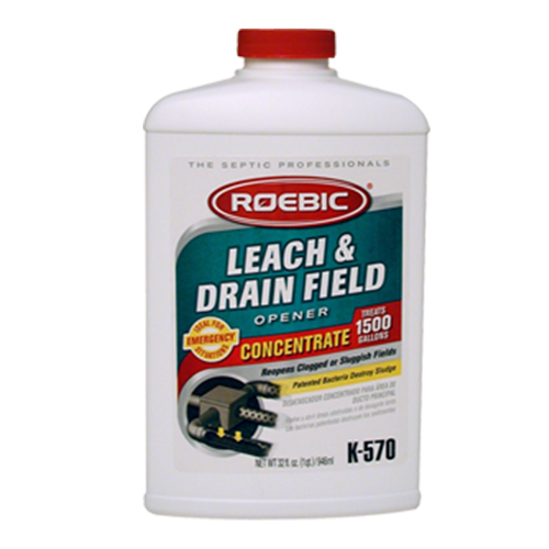 Roebic K570 Septic System Leach and Drain Field Opener