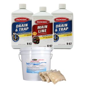 Sewage Smell in House Kit for Wastewater Treatment Systems