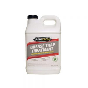 Grease Trap Enzyme Treatment