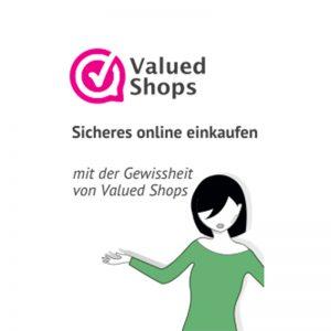 Valued Shops Logo