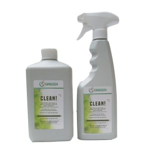 Organic All-Purpose Cleaner Pack GREEEN CLEAN!
