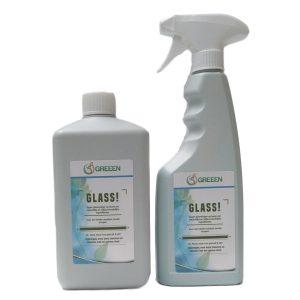 Organic Glass Cleaner GREEEN GLASS! Pack